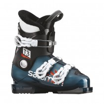 SALOMON - T3 RT MARROCAN BLUE/BLACK/WH - BOYS