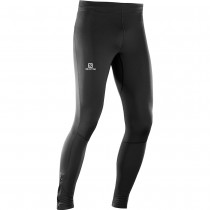 SALOMON - AGILE LONG TIGHT M BLACK - MEN