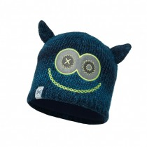 BUFF - CHILD KNITTED & POLAR HAT BUFF® MONSTER MERRY DARK - BOYS