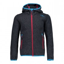 CAMPAGNOLO - GIRL JACKET FIX HOOD 3H19825 - GIRLS