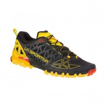 LA SPORTIVA - BUSHIDO II BLACK/YELLOW - MEN