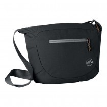 MAMMUT - SHOULDER ROUND BLACK 8 L
