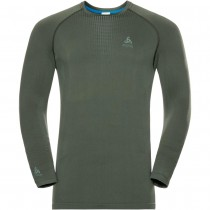 ODLO - SUW TOP CREW NECK LS - MEN