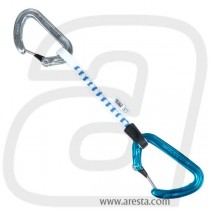 PETZL - ANGE S+L FINESSE 17 QUICKDRAW