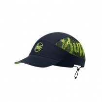 BUFF - PACK RUN CAP BUFF® R-FLASH LOGO BLACK